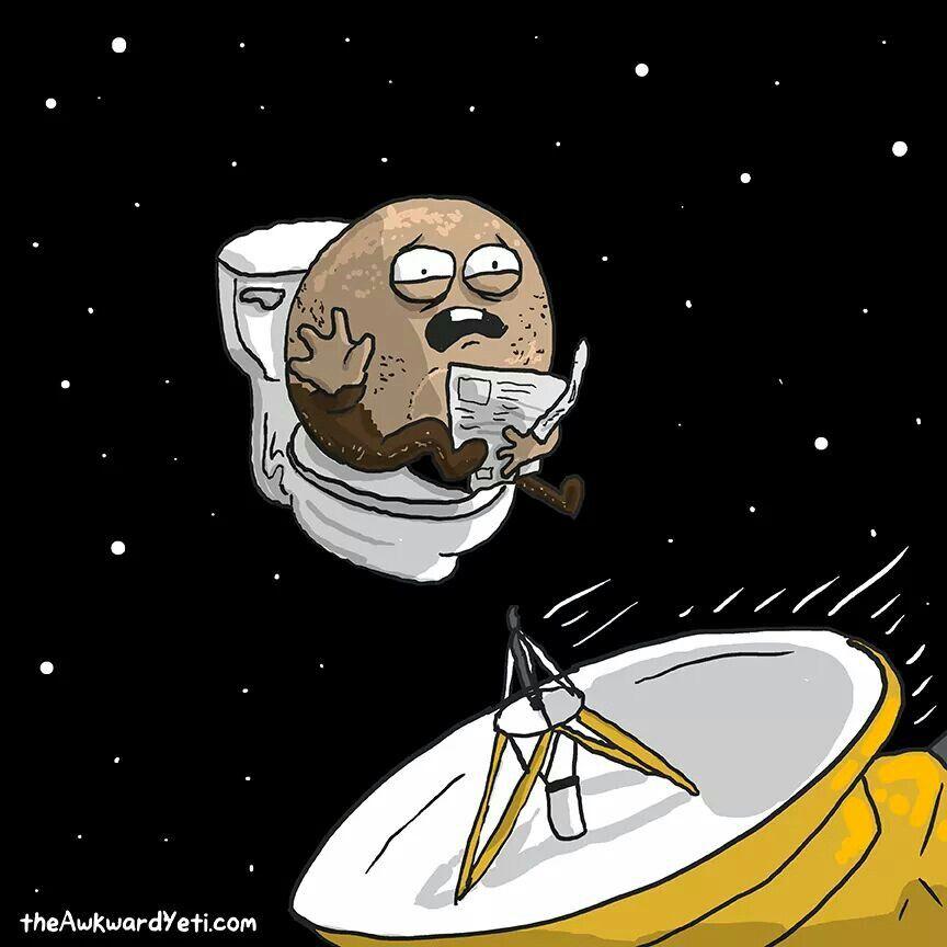 Pluto needs privacy