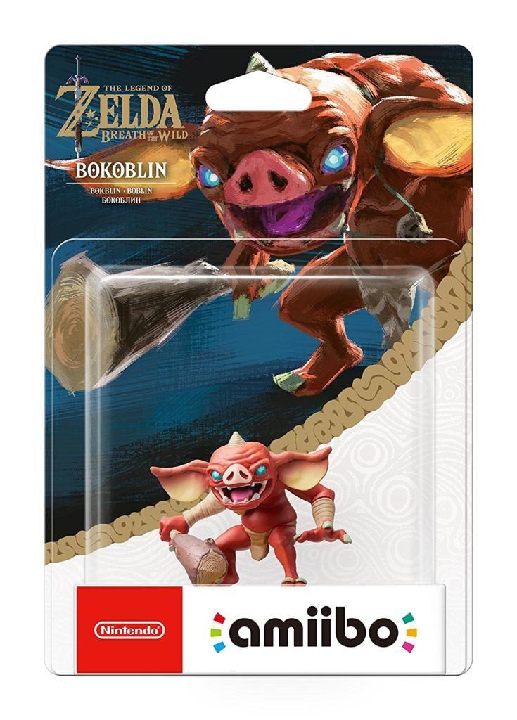 Amiibo Bokoblin (The Legend of Zelda Collection) Inspiration