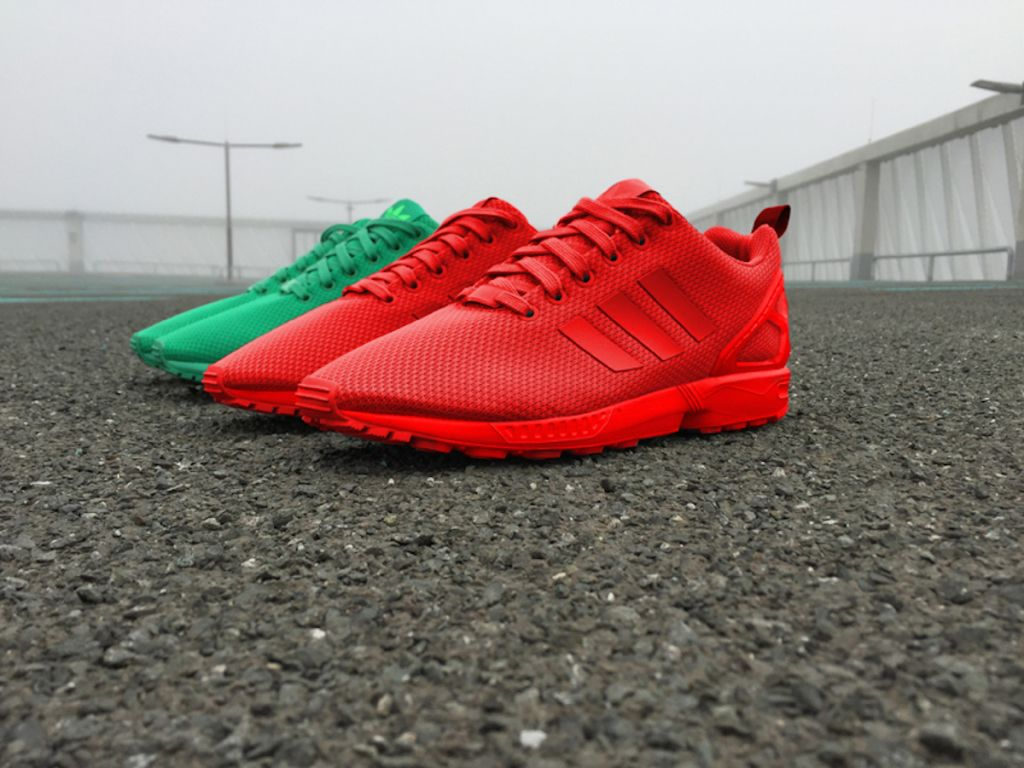 adidas mi zx flux new color options