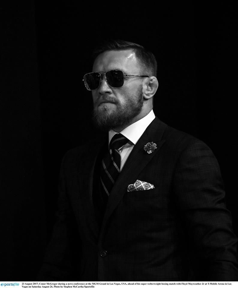 The Notorious Yes I Have An Account And Like Several Billion Dollars Not Gonna Work Out For The Notorious Conor Mcgregor Conor Mcgregor Style Mcgregor Suits