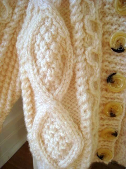 Pin de Maria en puntos tricot | Pinterest | Suéteres irlandeses ...