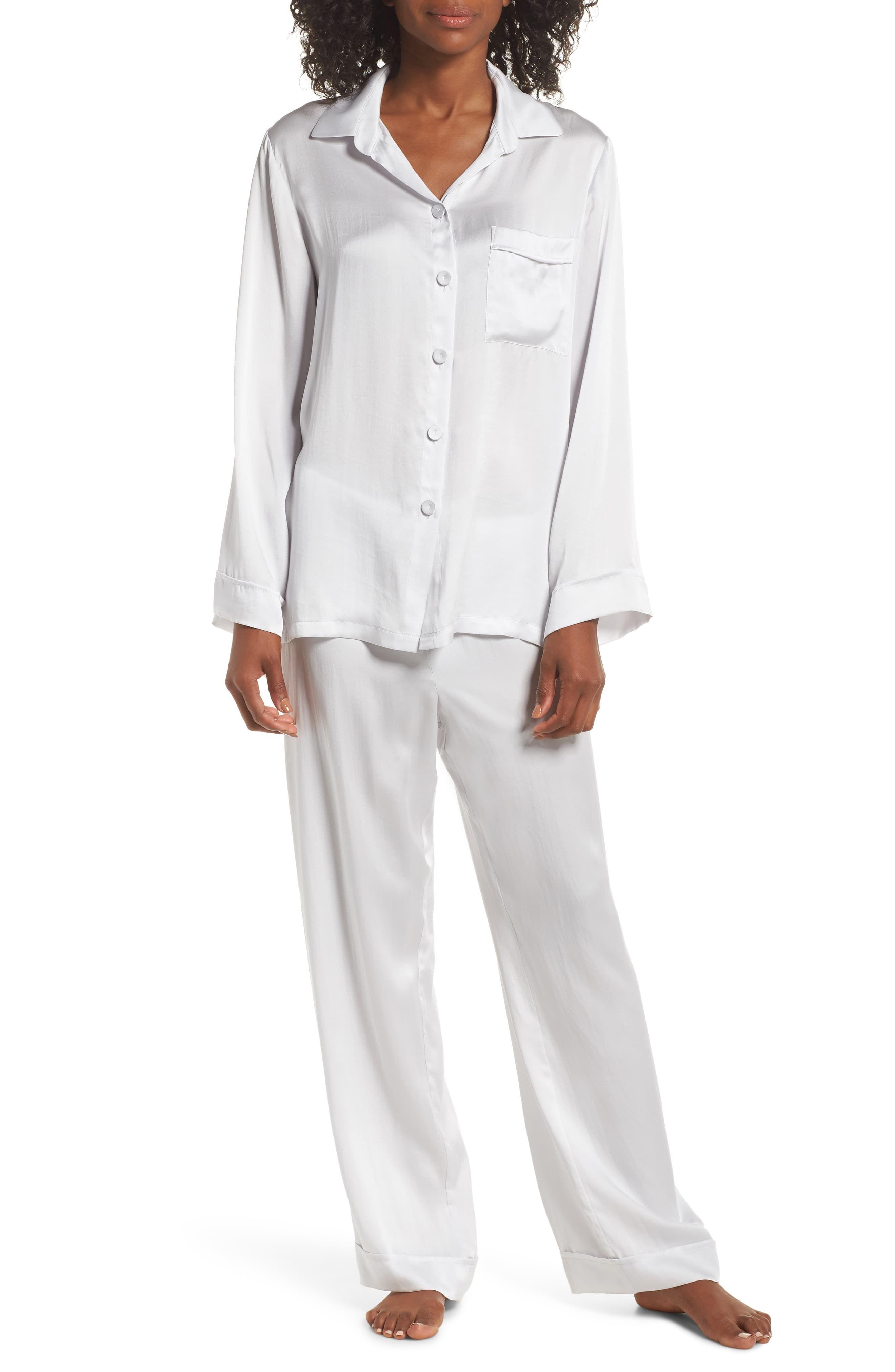 05a80631f Papinelle Silk Pajamas in 2019   Products   Silk pajamas, Pajamas, Silk