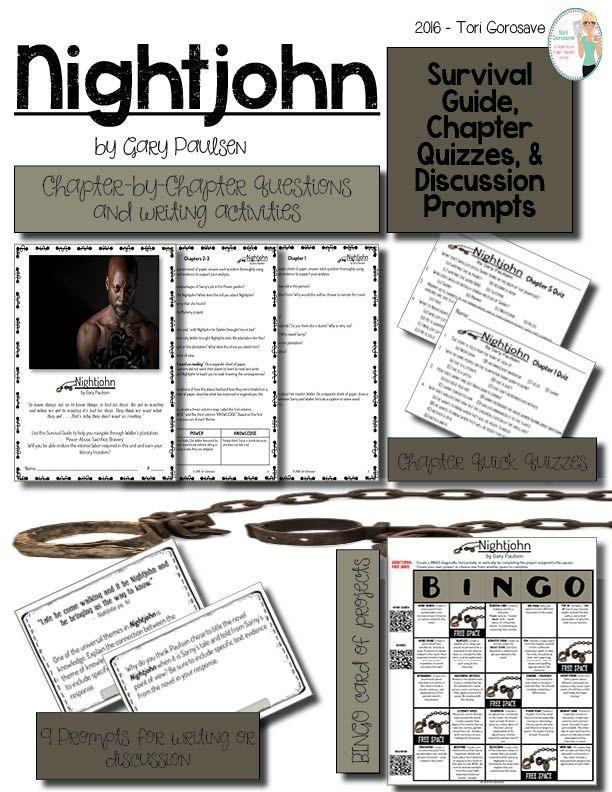 nightjohn chapter 4