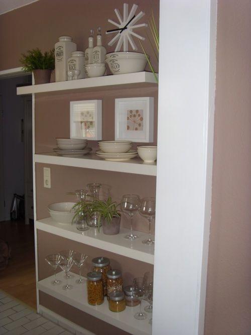 küche!? Wohnen, Wandgestaltung und Wohn esszimmer