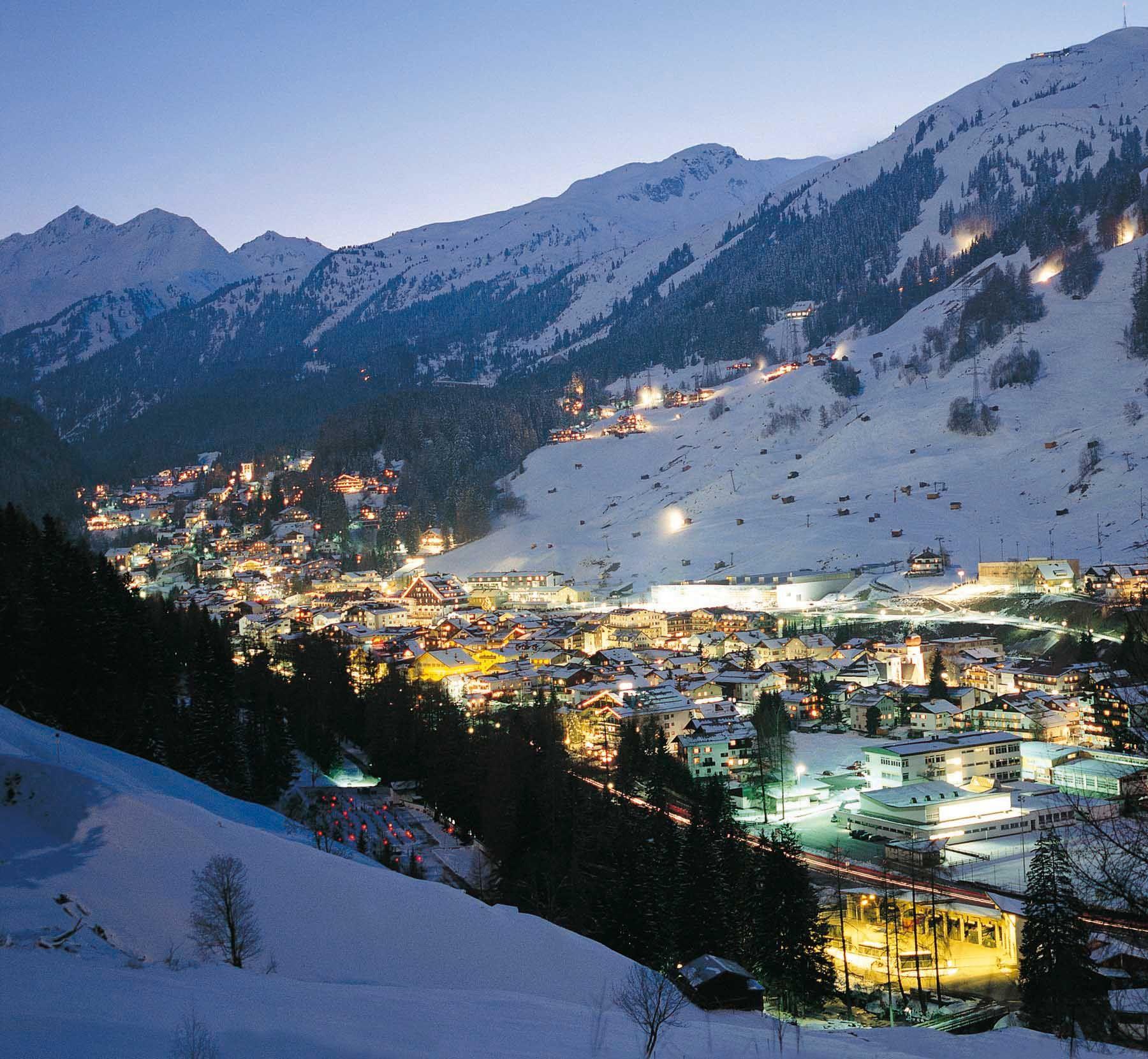 Sankt Anton Am Arlberg Austria Spring Break Ski Places To
