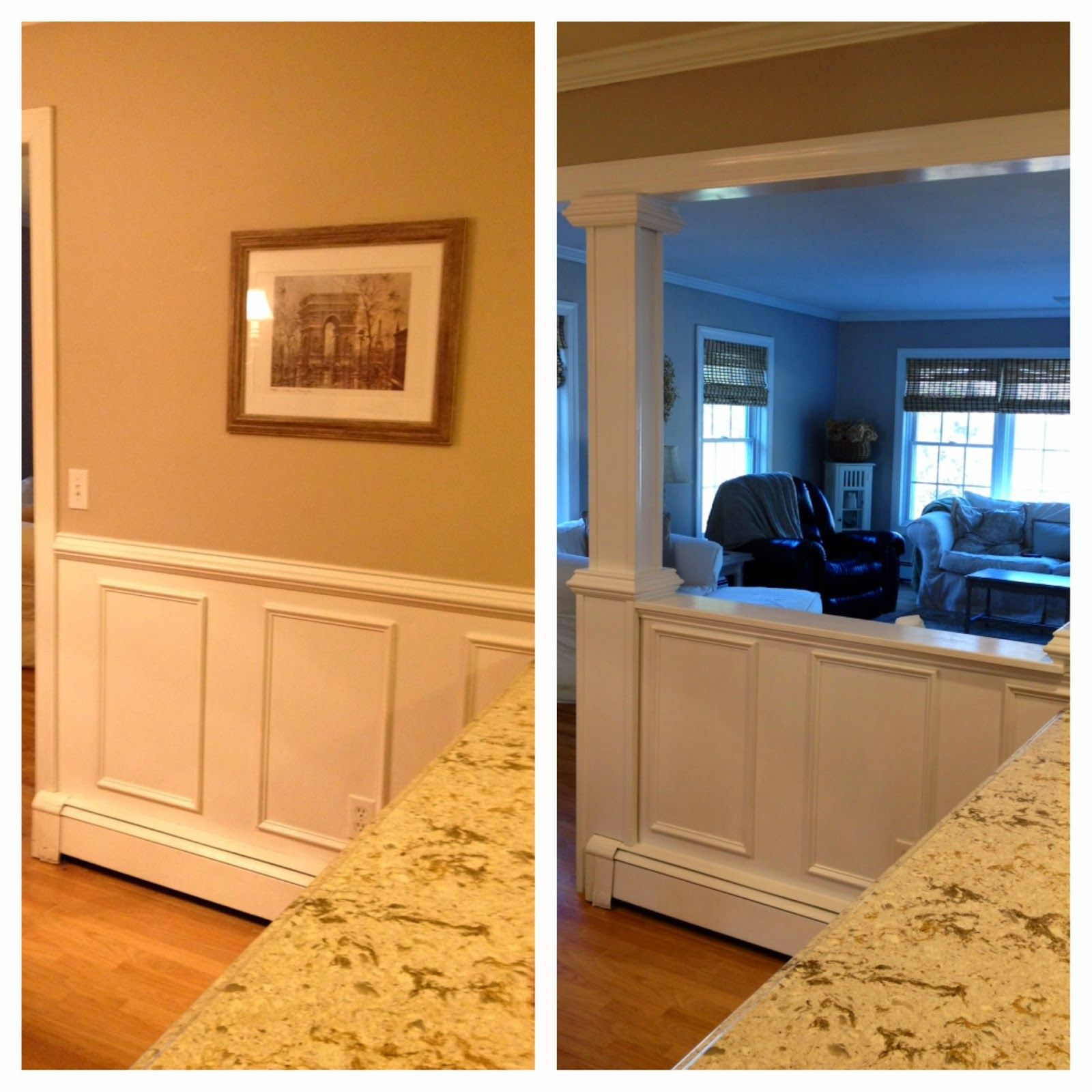 Cottage Living - from Beach to Burbs: DIY- pass through wall ...