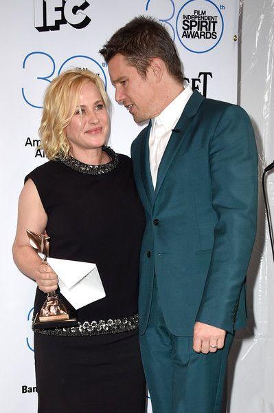 Patricia Arquette Photos Photos: Arrivals at the 87th Annual Academy Awards — Part 3 #academyaward
