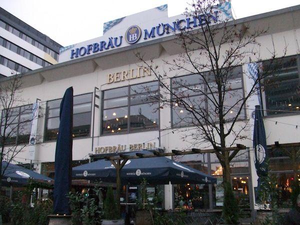 Hofbräu München In Berlin