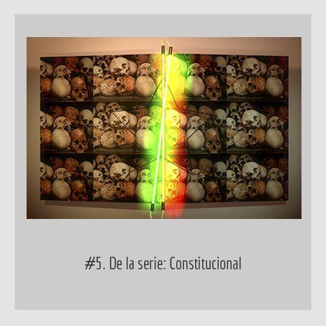 #5. DE LA SERIE CONSTITUCIONAL.  YENY CASANUEVA Y ALEJANDRO GONZÁLEZ. PROYECTO PROCESUAL ART.