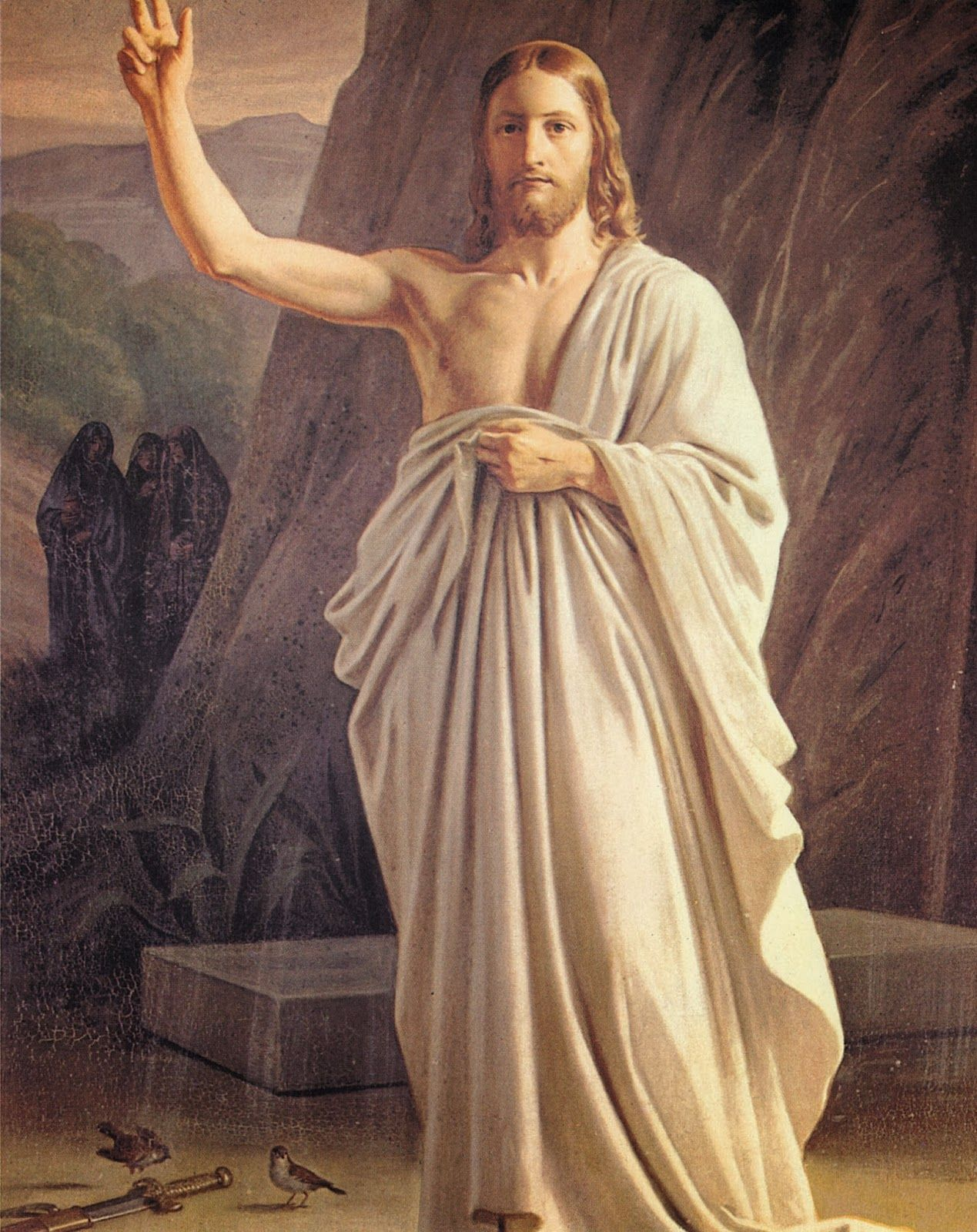 the resurrection of jesus as the key to being a christian Resurrection: the most important truth by sean mcdowell article about:  that he was buried, that he was raised on the third day the resurrection is the most important truth of the christian faith if christ has not risen, then our faith is useless (1 corinthians 15:14)  key points the resurrection of jesus means that  our sins are.