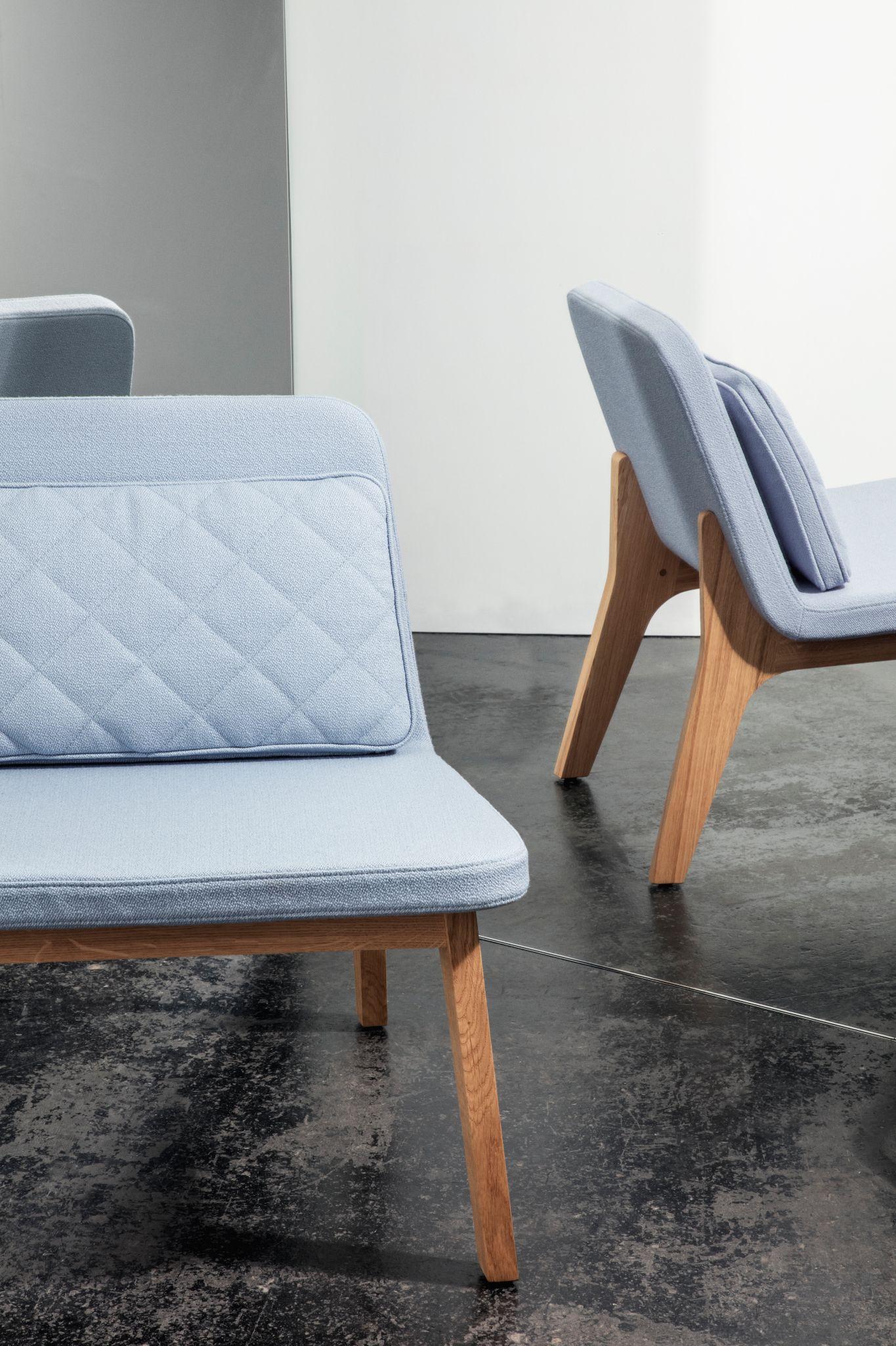 lean lounge chair by gamfratesi