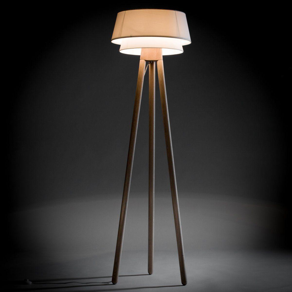Pied De Lampe Am Pm pied de lampadaire, epilogon   tripod lamp, floor lamp, lighting
