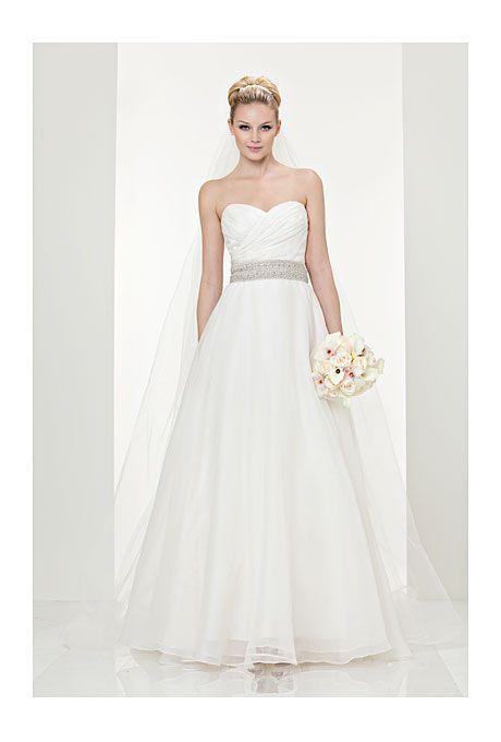 A-Line Wedding Dresses | Brides.com