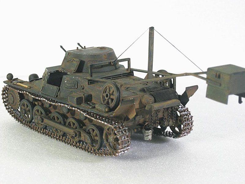 LadungSleger PzKpfw I Ausf.B