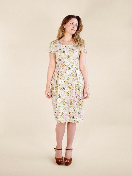 Elisalex Dress - PDF sewing pattern – By Hand London | nähen ...