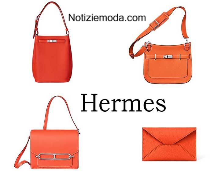 Borse Hermes primavera estate 2016 moda donna