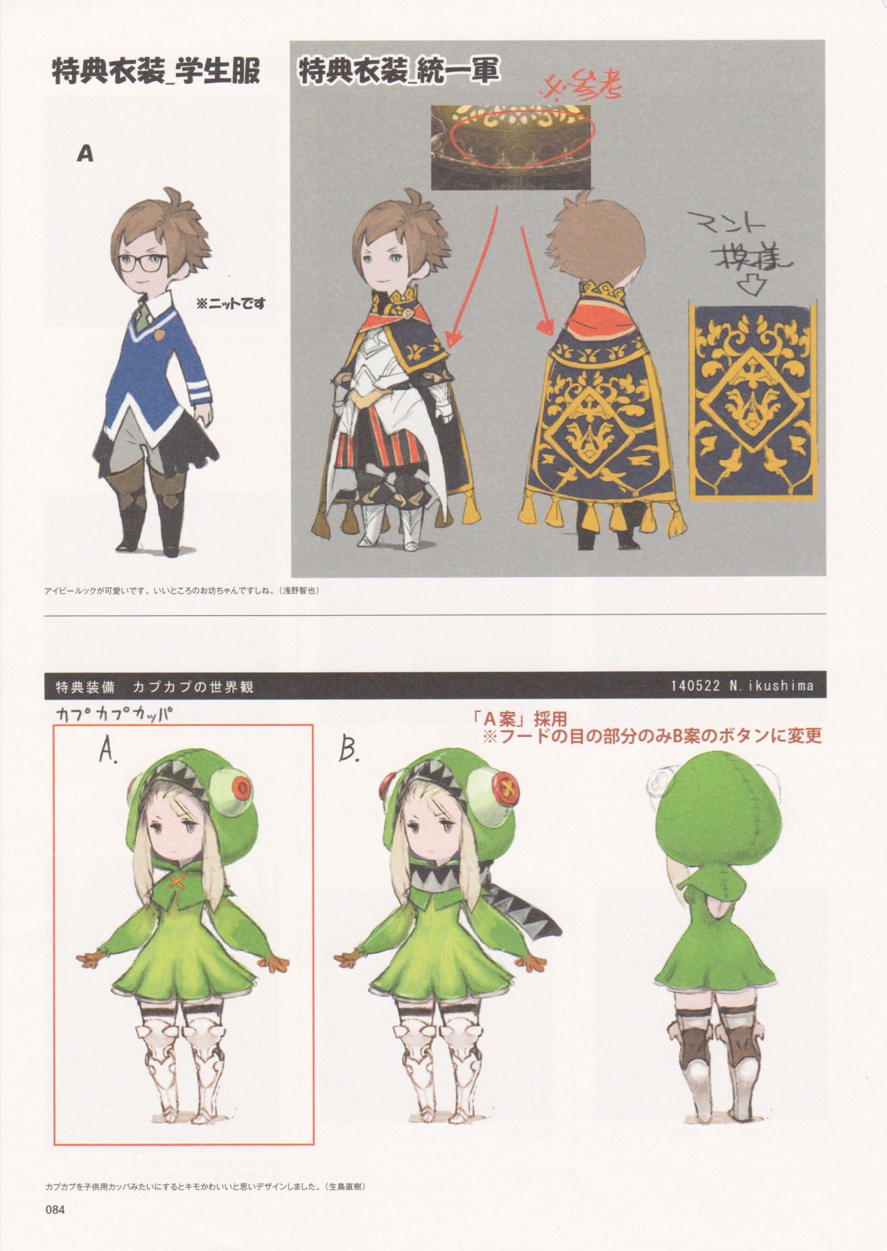 Art Of Bravely Default Game Character Design Character Design Character Design Animation