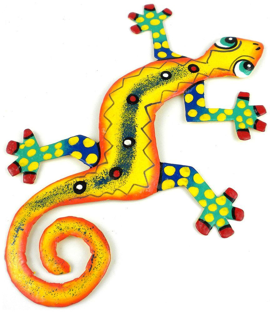 Amazing Metal Gecko Wall Art Images - The Wall Art Decorations ...