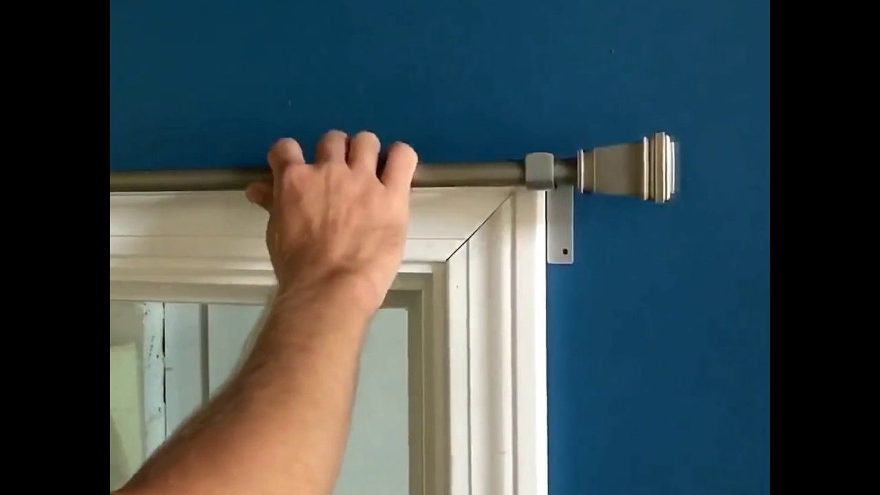 33++ Curtain hangers no drill ideas in 2021