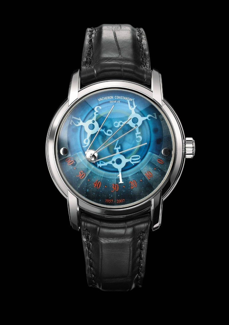 "Vacheron Constantin Sputnik. Then a limited edition ""Sputnik"" watch ... bb22e957ac530"
