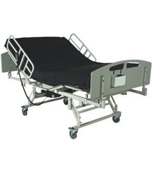 Bariatric Bed 84 Homecare Certified To 650 Lbs 3 062 00 Free