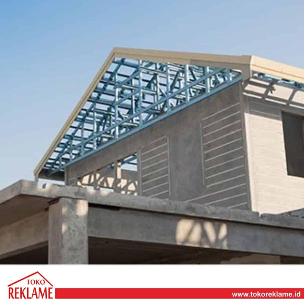 atap baja ringan nganjuk jasa buat di balikpapan kota desain dan reklame