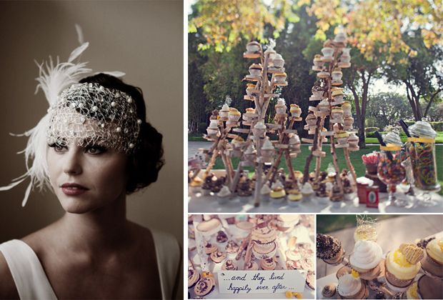 Gatsby wedding and Gatsby theme