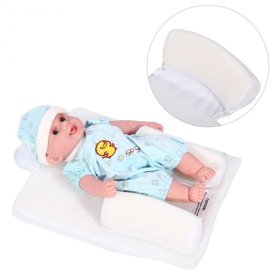 1 pcs Baby Pillow AntiRoll Infant Sleep Positioner 0