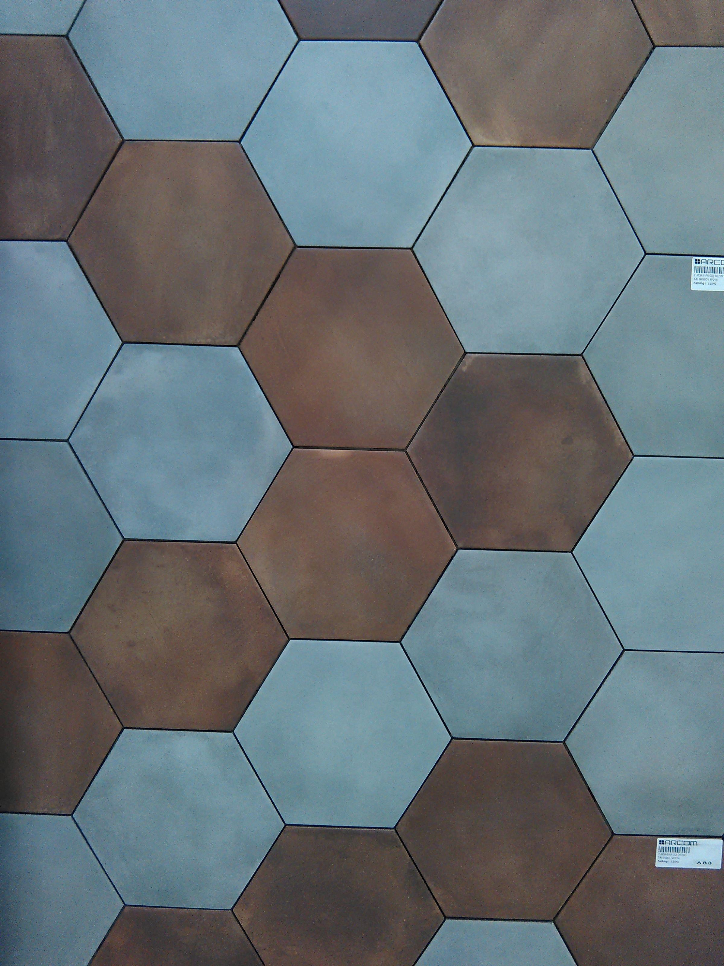 Hexagon floor tiles | Flooring in 2018 | Pinterest | Hexagon floor ...