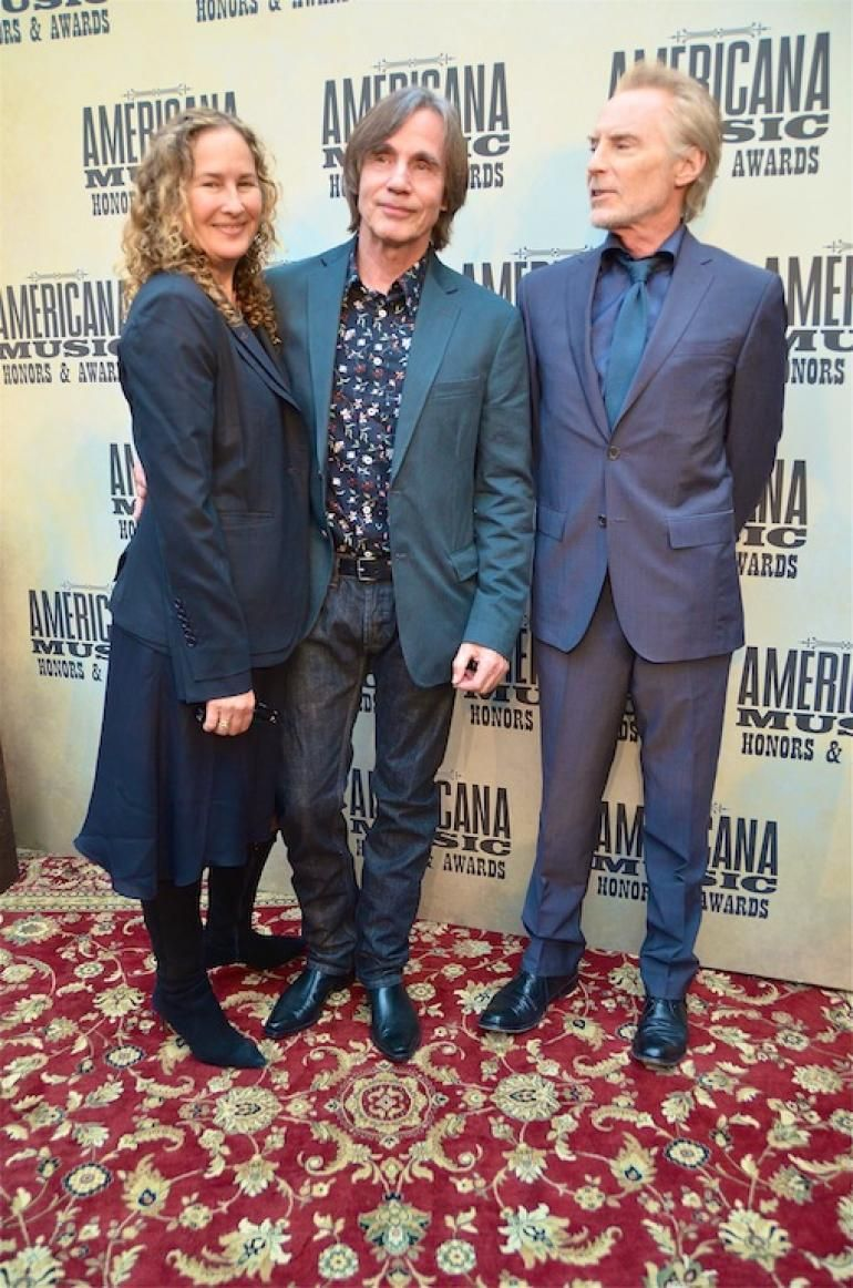 Jackson Browne Married Simple jackson browne and jd souther, ama red carpet, the ryman