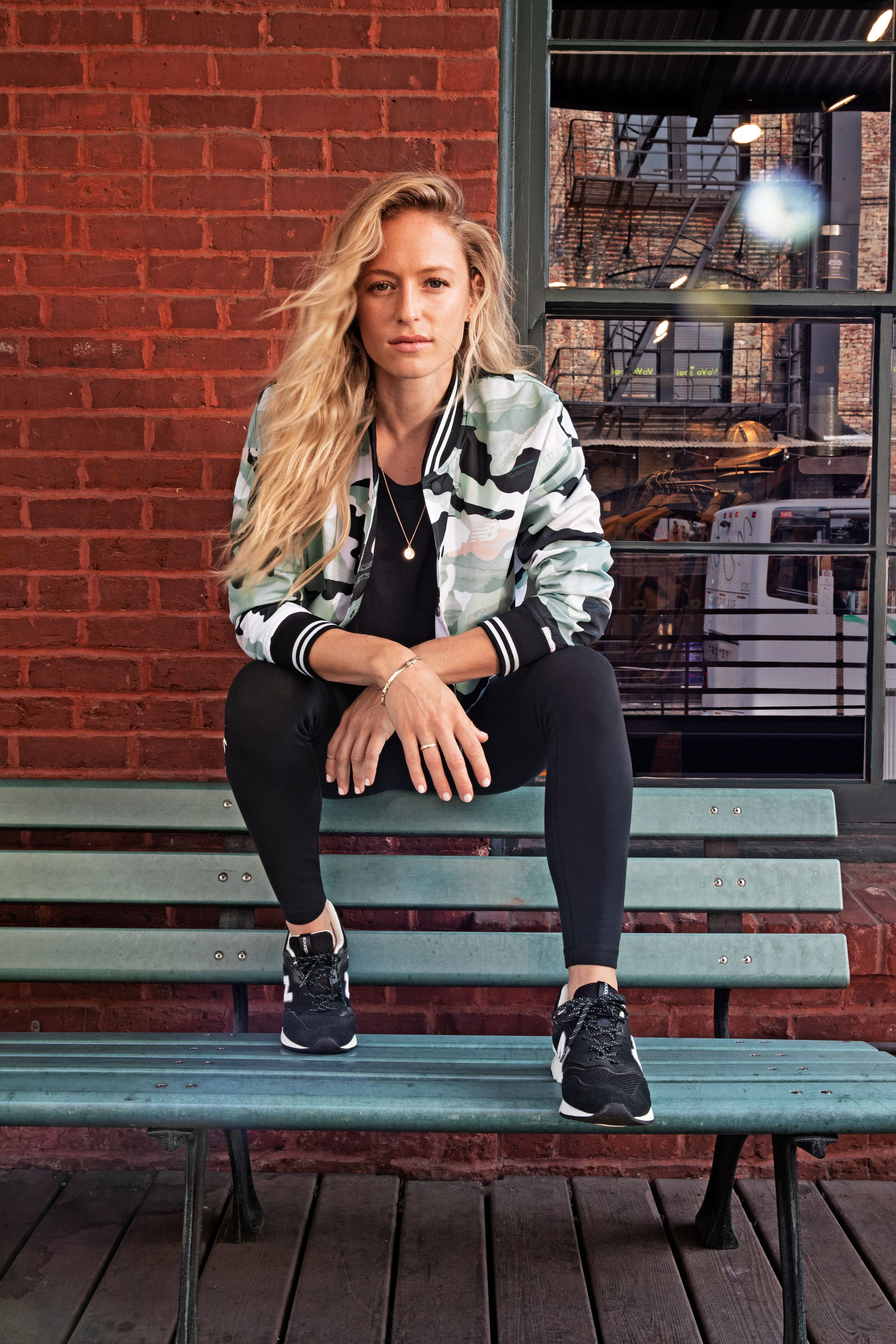 5e2ad11ec Track-side or city-side, you'll love the sporty-chic style of the women's  Essentials Stadium Jacket. The retro-inspired relaxed fit makes for a  flattering ...