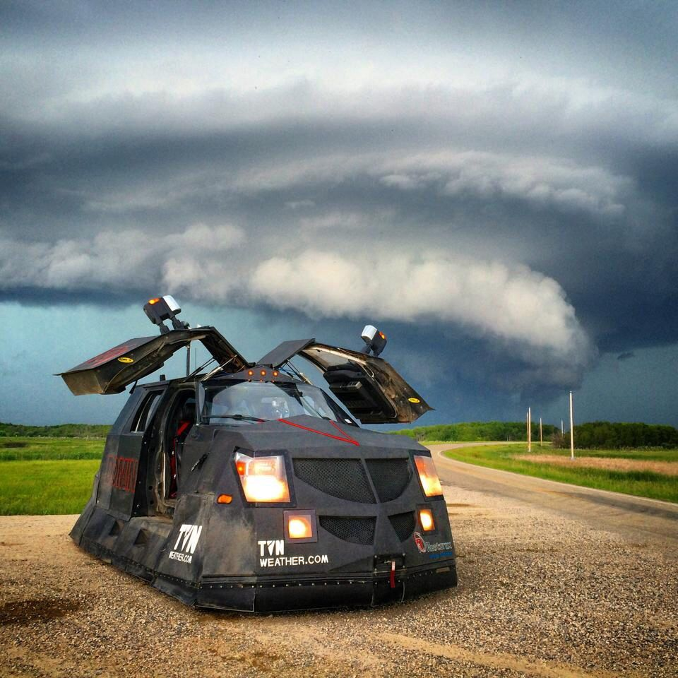Dominator Storm chasing, Weather storm, Storm