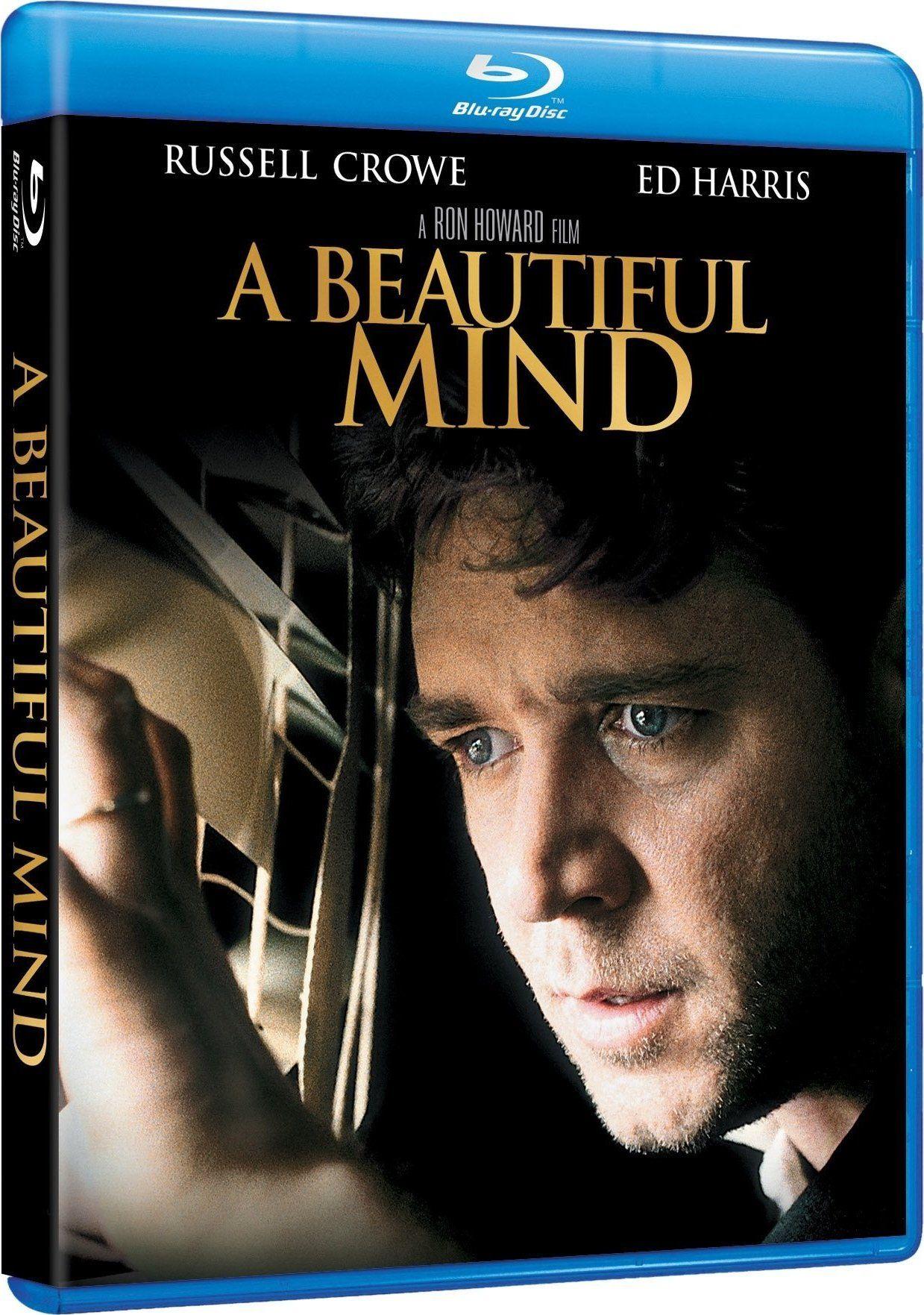 a beautiful mind (2001) met russell crowe en jennifer connelly