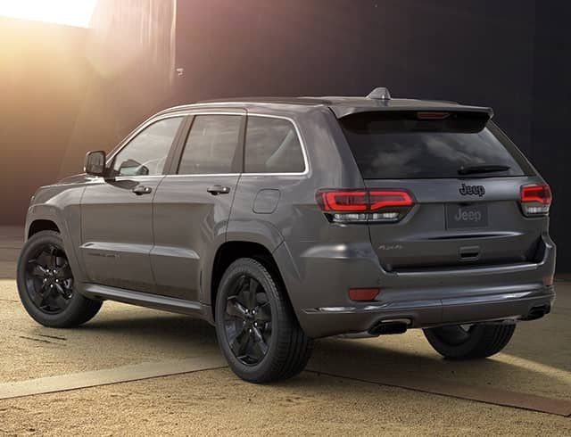2016 Jeep Grand Cherokee High Alude