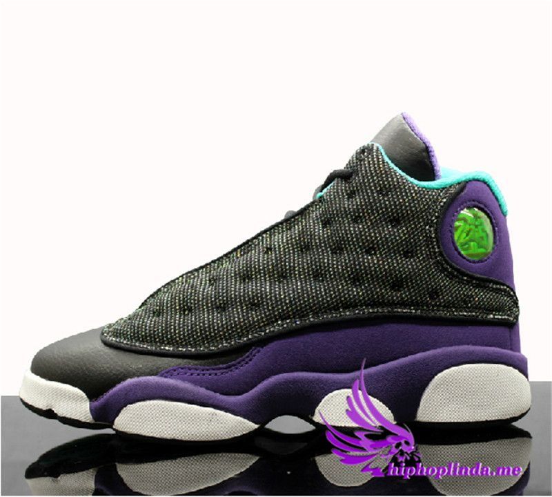 cheap for discount 33705 1dc83 air jordan 13 grape for sale