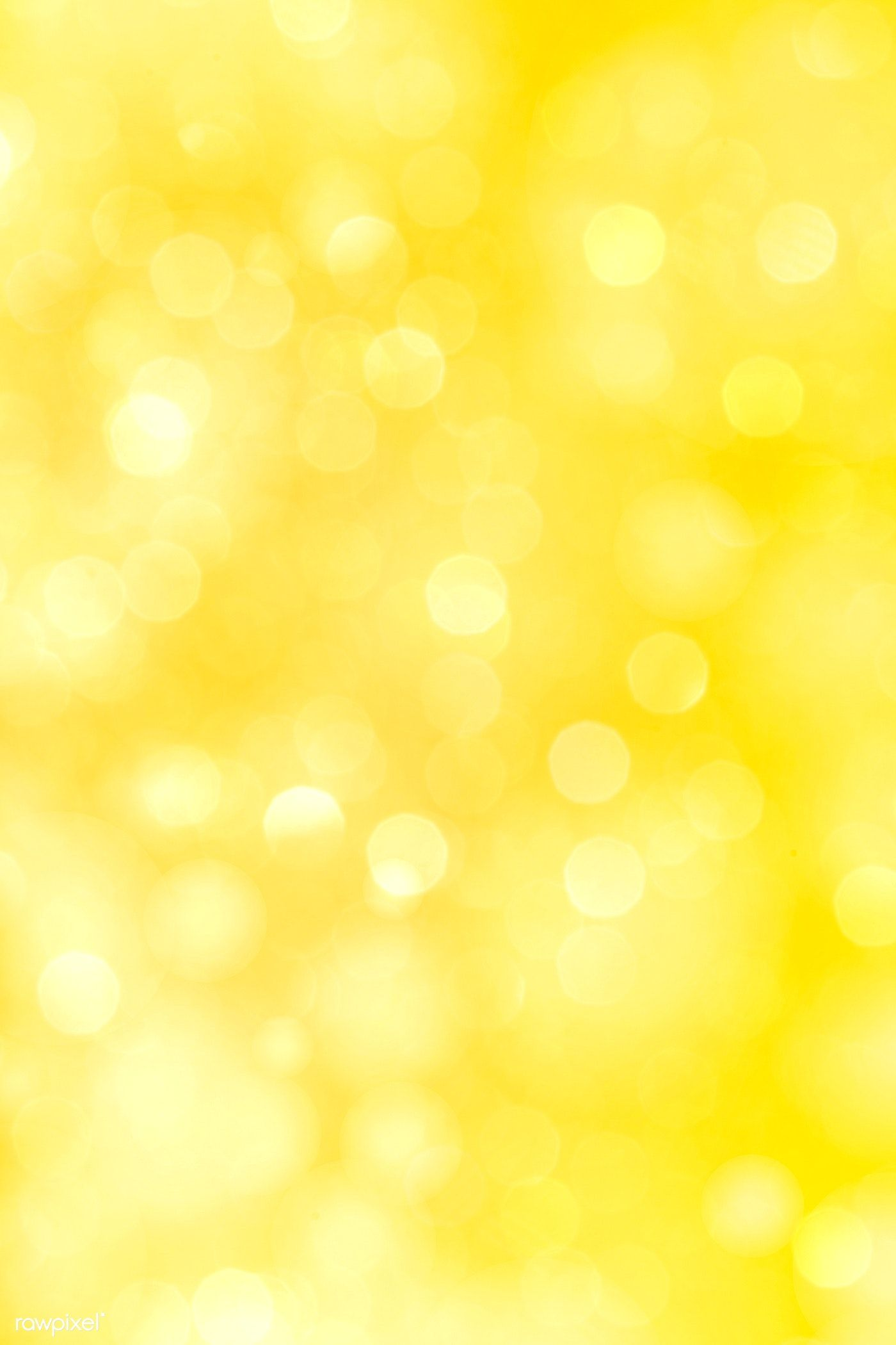 Yellow Bokeh Patterned Background Free Image By Rawpixel Com Marinemynt Background Patterns Bokeh Background