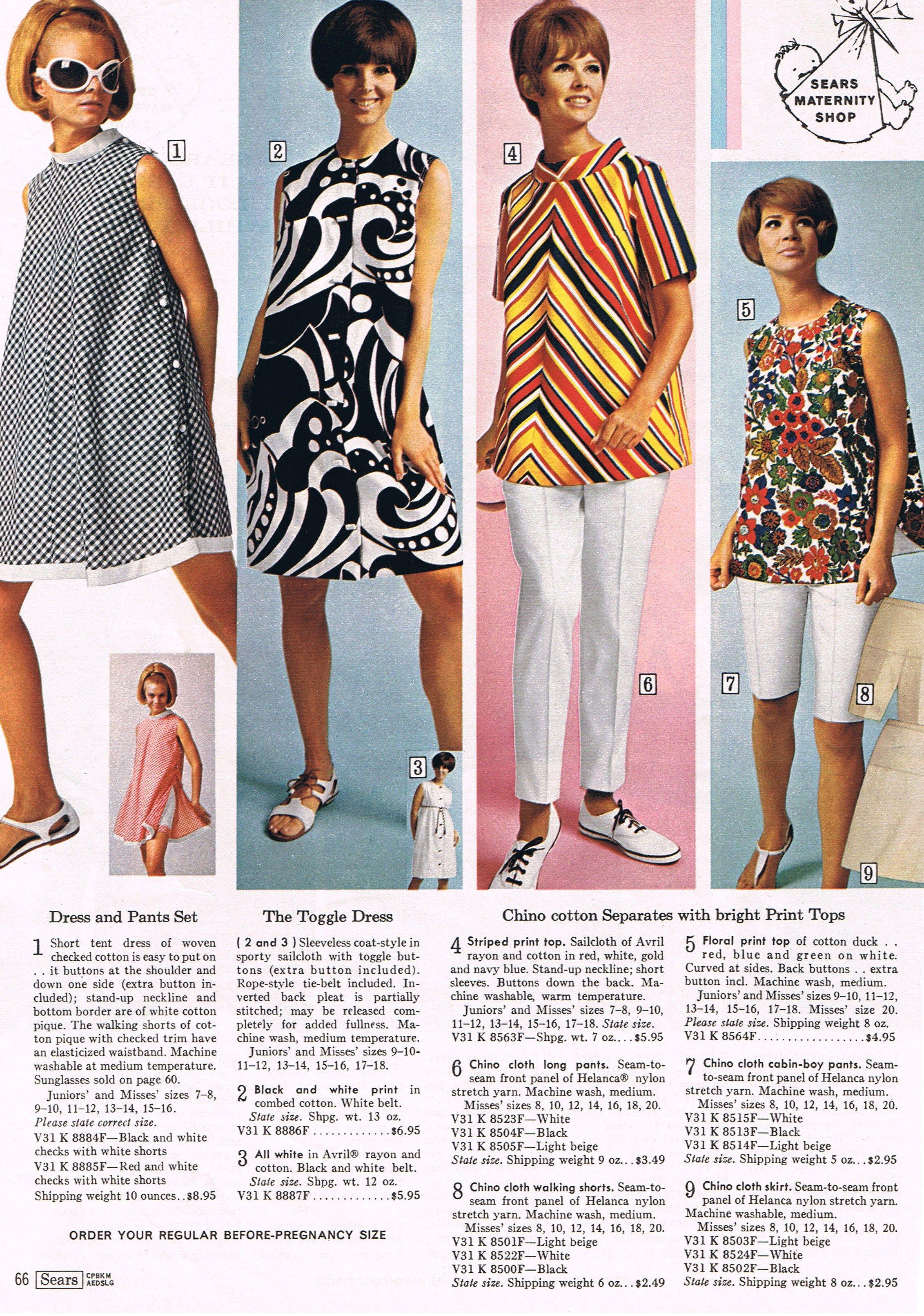 Mod maternity sears 1968 mid mod mail order fashion pinterest mod maternity sears 1968 ombrellifo Choice Image