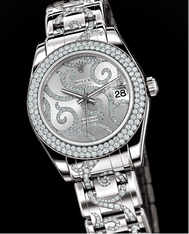 e2b0cd28170d7 rolex-watch-datejust-special-edition 24 Most Luxury Watches For Women And  How To Choose The Perfect One?!
