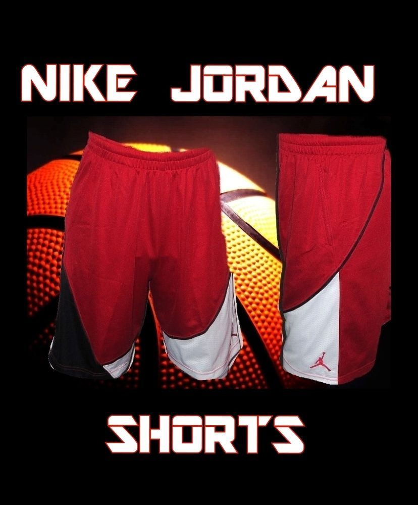 jordan shorts with zipper pockets