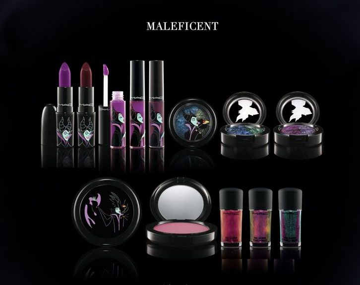 7d1a855ae61 mac disney maleficent collection | with new MAC Venomous Villains  Collection . Shop for this collection .