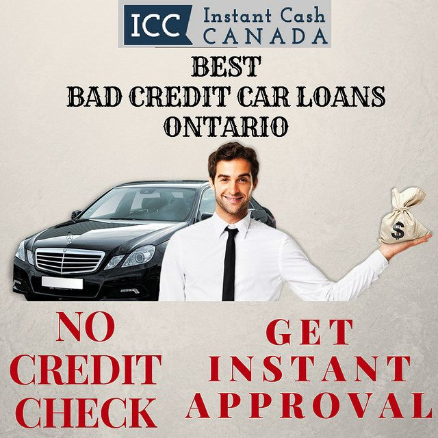 How do I find a lender to do a bad credit car loan near Me