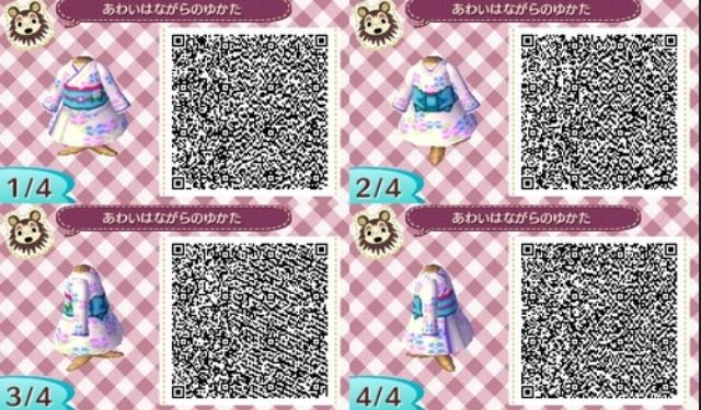 Pin By Anime Mama On Animal Crossing New Leaf Qr Codes Qr Codes
