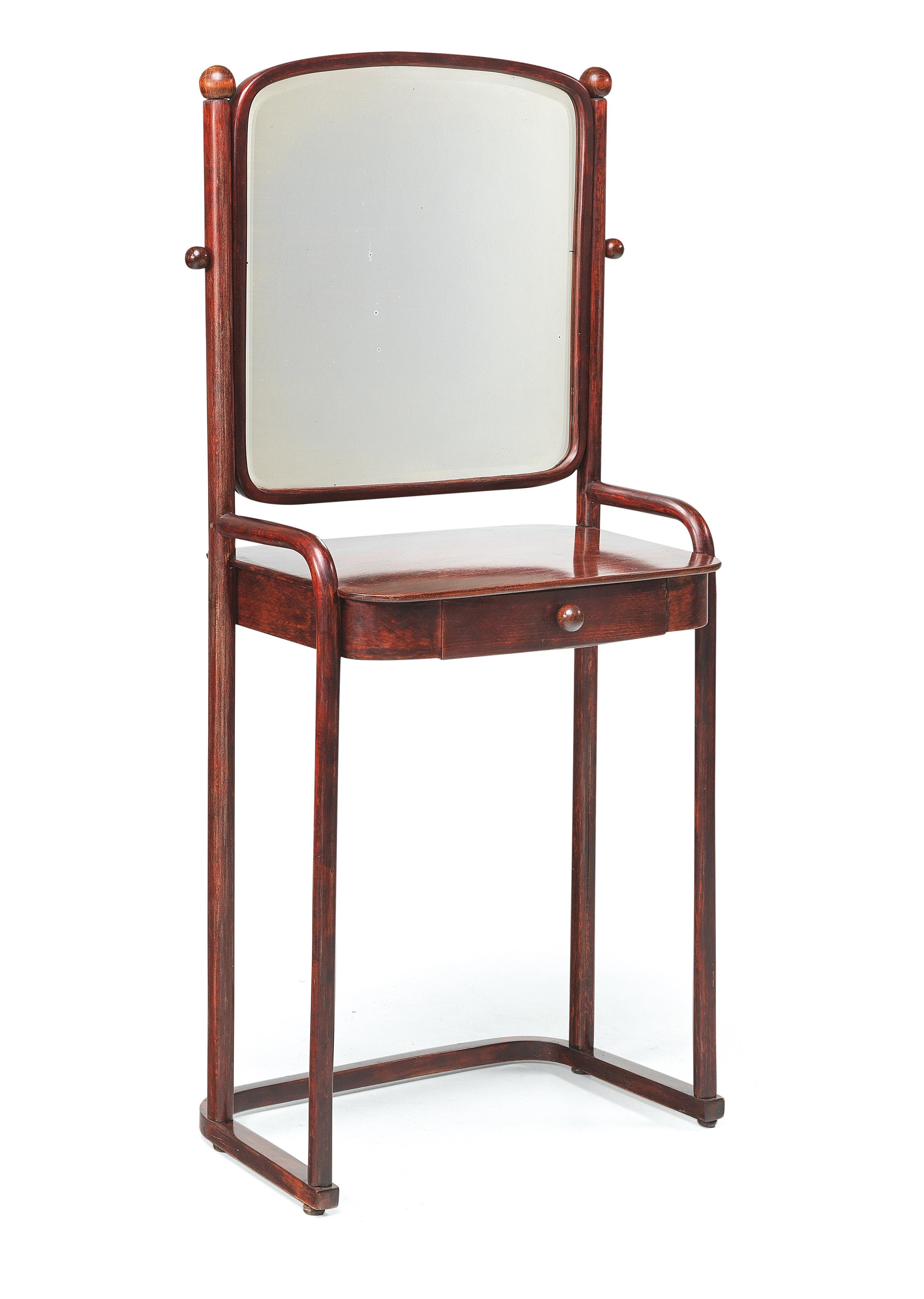 Schminktisch Mod Nr 1134 In 2020 Art Furniture Tischspiegel Mahagoni Farbe
