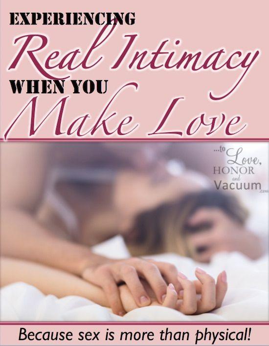 spiritual intimacy in dating