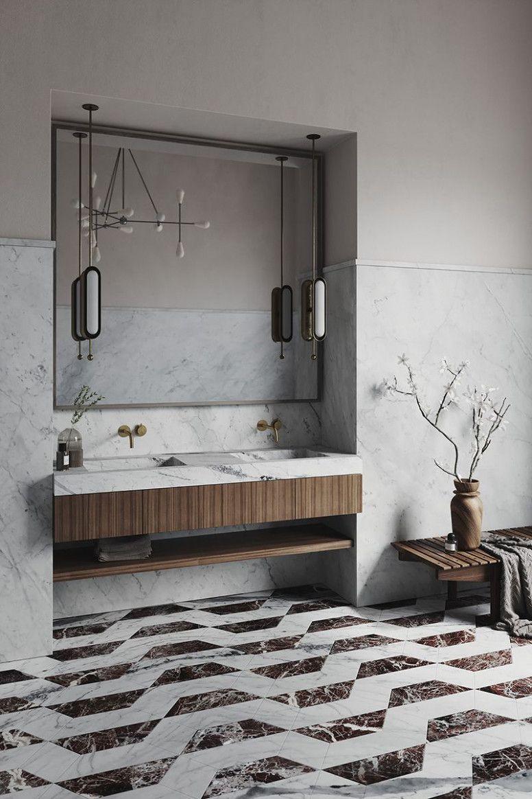 5 Types Of Modern Bathroom in 5  Bathroom design, Bathroom