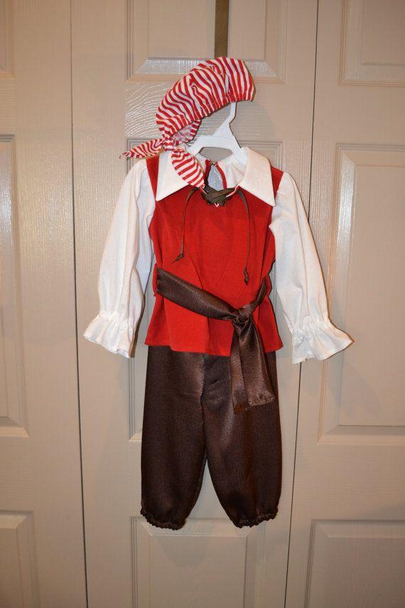 3T/4T Boyu0027s Pirateu0027s Costume Pirates of the Caribbean Disney Costume & 3T/4T Boyu0027s Pirateu0027s Costume Pirates of the Caribbean Disney ...