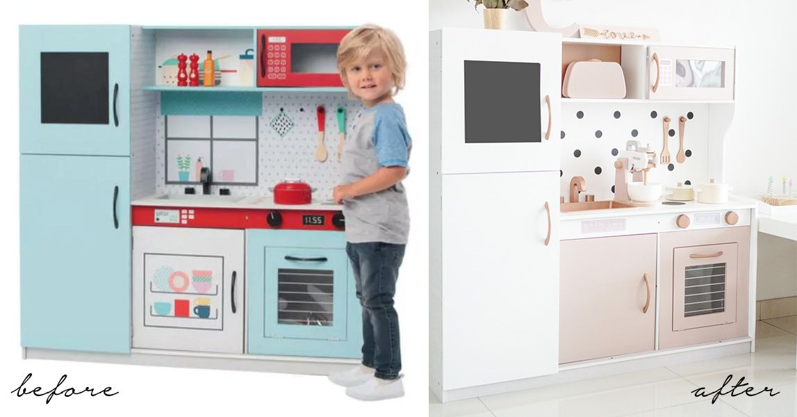 kmart play kitchen makeover kitchen makeover childrens kitchens on kitchen ideas kmart id=16368