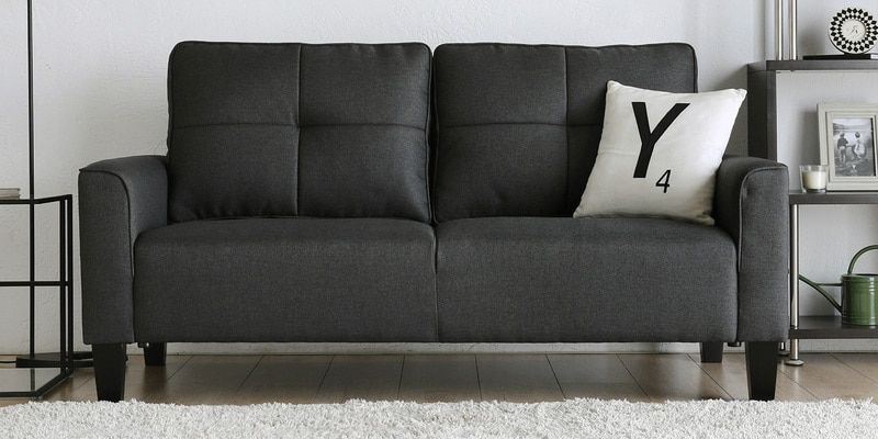 Buy Alice Two Seater Sofa In Grey Colour By Zofa Online 2 Seater Sofas Sofas Furniture Pepperfry Product Seater Sofa Selling Furniture Sofa Furniture