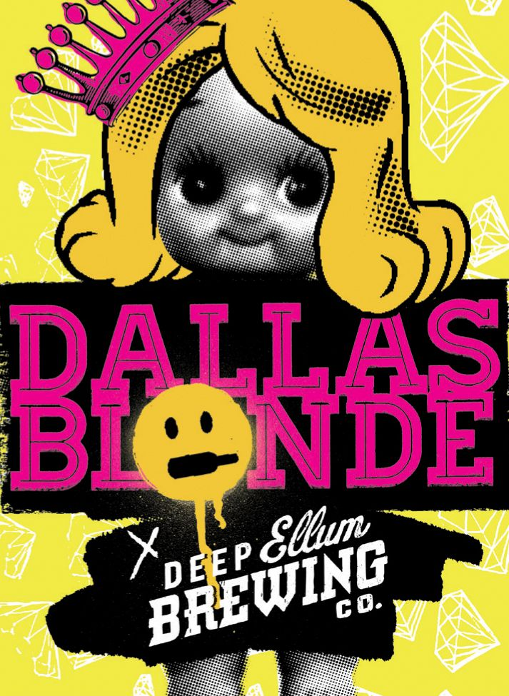 Deep Ellum Dallas Blonde - http://bit.ly/2ei1vGh #craftbeer