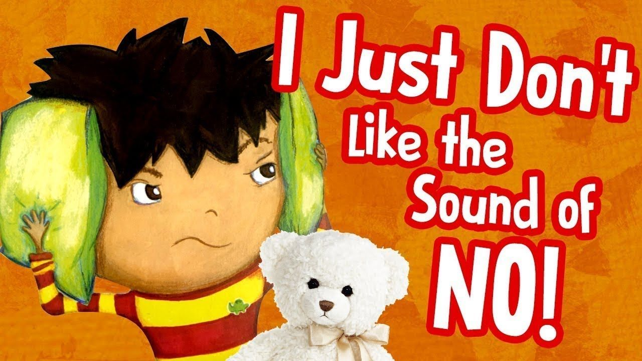 Kid book read aloud i just dont like the sound of no by